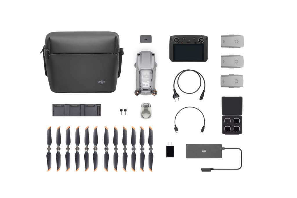 DJI Air 2S Fly More Combo + Smart Controller