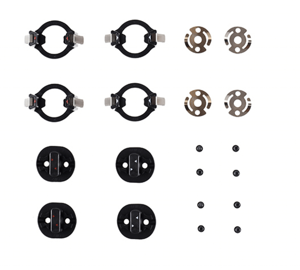 Inspire 2 Quick Release Propeller Mounting Plates